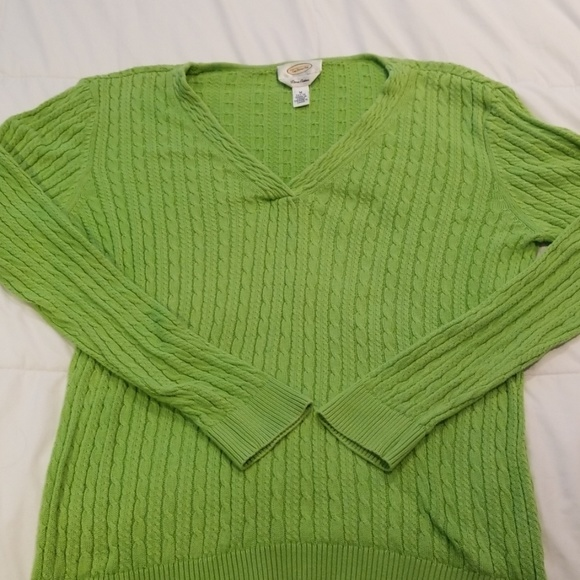Talbots Sweaters - A cotton sweater